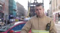 ACFRO Jennings at Primark fire