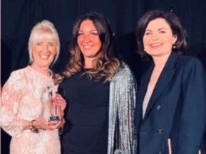 Chairperson Carmel McKinney Rising Star Award.