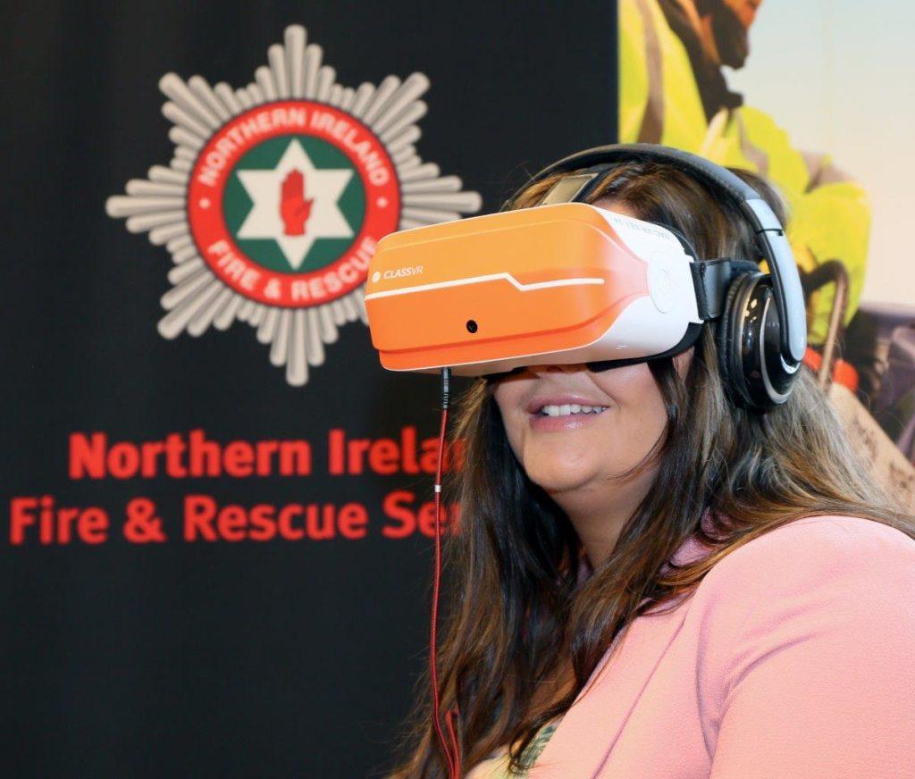 Virtual Reality Road Traffic Collision.